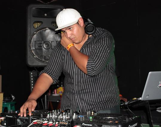 Mexican producer Javier Estrada