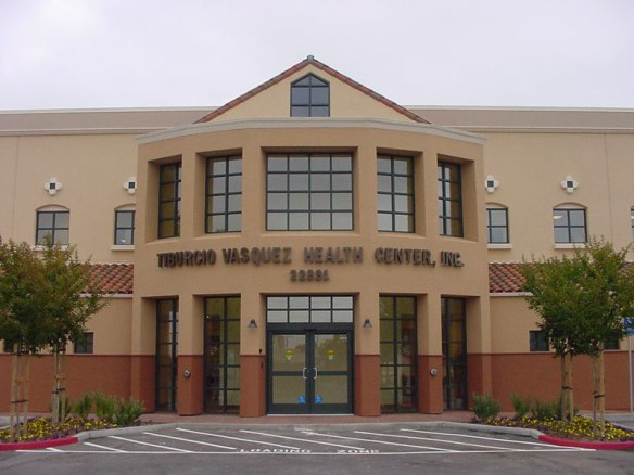 Tiburcio Vasquez Health Center, Hayward, Calif.
