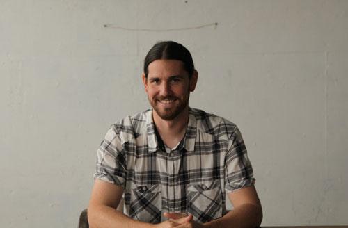 Sin Pais filmmaker, Theo Rigby